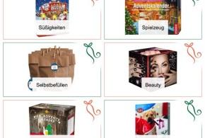 Adventskalender – Weihnachtskalender