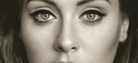 Adele – 25 – erhältlich als Audio-CD, mp3 oder Schallplatte (Vinyl)
