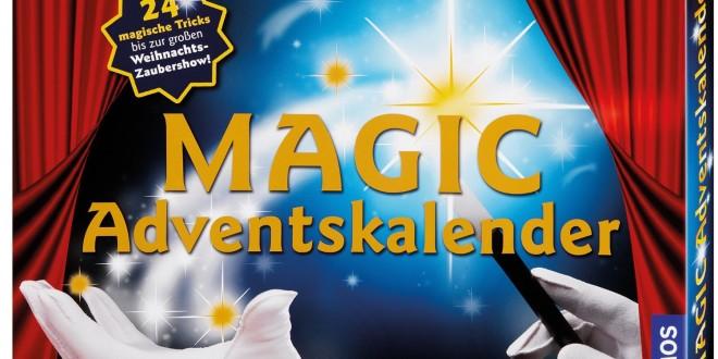 magic adventskalender kosmos